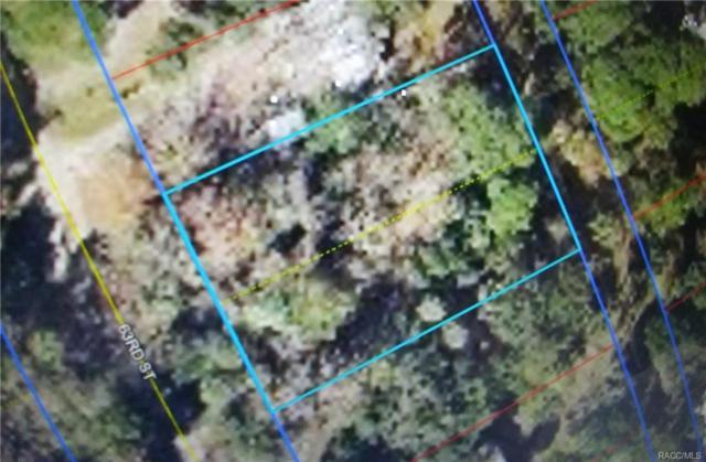 0 63 Street, Yankeetown, FL 34498 (MLS #770086) :: Plantation Realty Inc.
