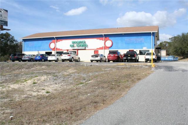 1581 W Gulf To Lake Highway, Lecanto, FL 34461 (MLS #770091) :: Team 54