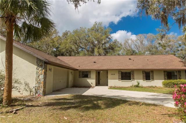 5856 N Brookgreen Drive, Crystal River, FL 34428 (MLS #770145) :: Plantation Realty Inc.