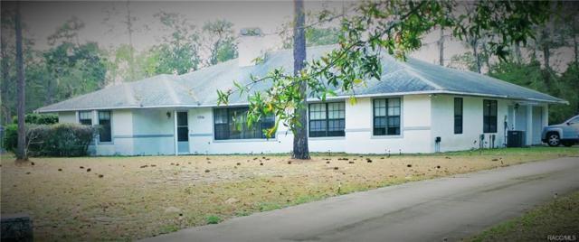 12200 S Elm Point, Floral City, FL 34436 (MLS #770187) :: Plantation Realty Inc.