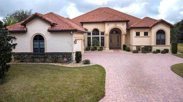 1212 W Beagle Run Loop, Hernando, FL 34442 (MLS #770209) :: Plantation Realty Inc.
