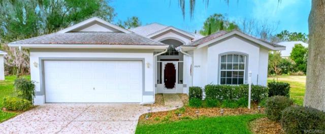 3025 N Folkestone Loop, Hernando, FL 34442 (MLS #770224) :: Plantation Realty Inc.