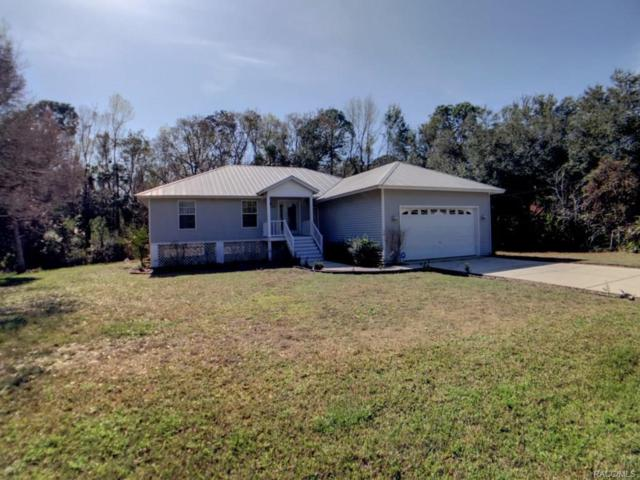 11184 W Samson Lane, Crystal River, FL 34428 (MLS #770317) :: Plantation Realty Inc.