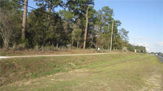 37 W Gulf To Lake Highway, Lecanto, FL 34461 (MLS #770349) :: Plantation Realty Inc.