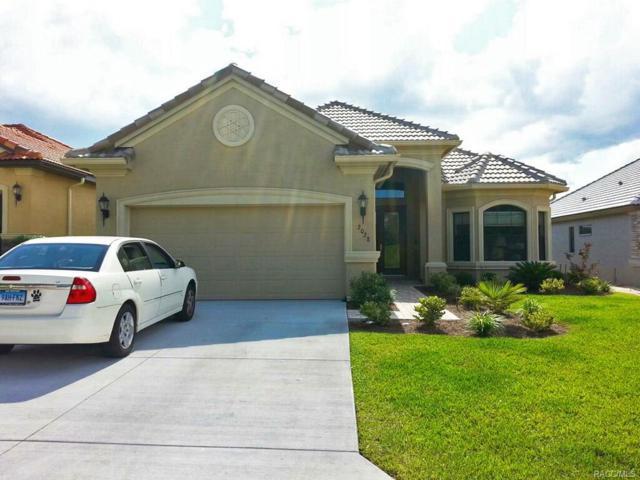 2028 N Prominent Point, Hernando, FL 34442 (MLS #770360) :: Plantation Realty Inc.
