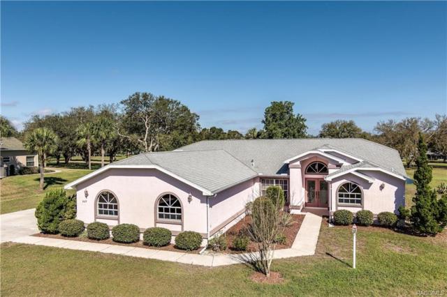 569 E Gilchrist Court, Hernando, FL 34442 (MLS #770412) :: Plantation Realty Inc.