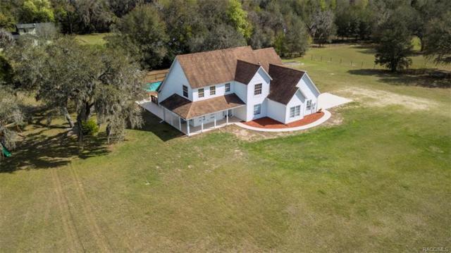 8591 S Rock Point, Floral City, FL 34436 (MLS #770430) :: Plantation Realty Inc.
