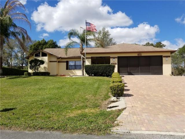 4159 Castle Avenue, Spring Hill, FL 34609 (MLS #770443) :: Plantation Realty Inc.