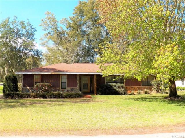 11860 Camp Drive, Dunnellon, FL 34432 (MLS #770457) :: Plantation Realty Inc.