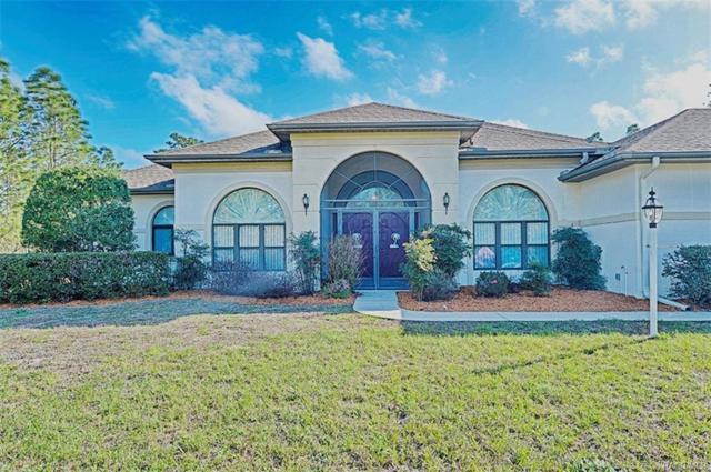 5303 N Tee Pee Drive, Beverly Hills, FL 34465 (MLS #770459) :: Plantation Realty Inc.