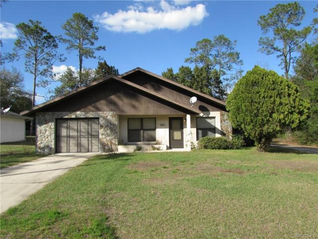 21423 SW Peach Blossom Street, Dunnellon, FL 34431 (MLS #770461) :: Plantation Realty Inc.