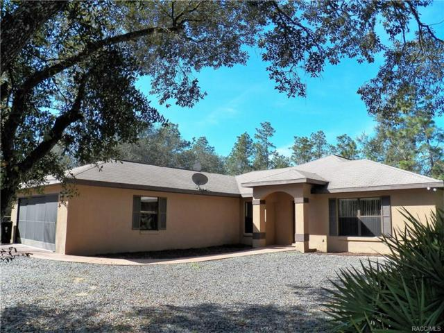 7360 SW 137th Court Road, Dunnellon, FL 34432 (MLS #770464) :: Plantation Realty Inc.