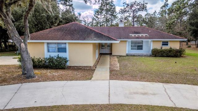 1728 W Pine Ridge Boulevard, Beverly Hills, FL 34465 (MLS #770477) :: Plantation Realty Inc.