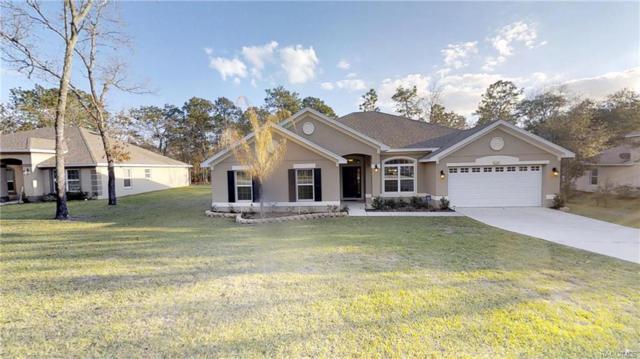 154 Daisy Street, Homosassa, FL 34446 (MLS #770486) :: Plantation Realty Inc.