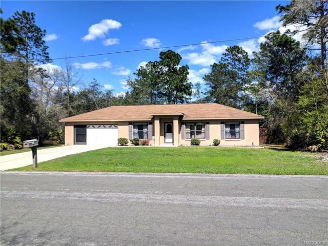 3041 W Edison Place, Citrus Springs, FL 34433 (MLS #770504) :: Plantation Realty Inc.