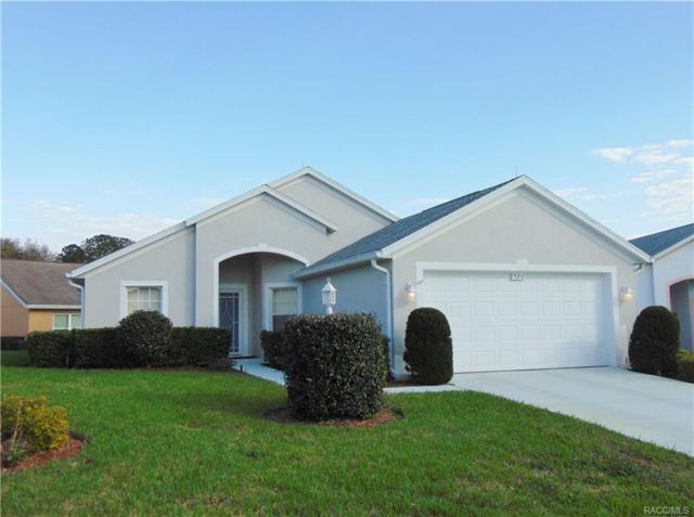520 W Jadewood Loop, Beverly Hills, FL 34465 (MLS #770515) :: Plantation Realty Inc.