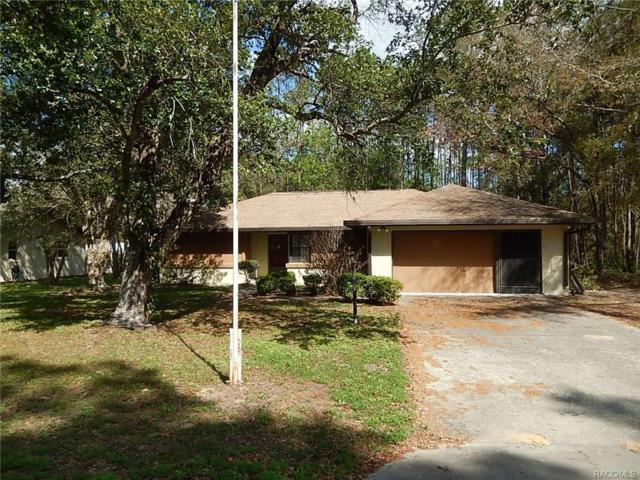 10149 N Darwin Way, Citrus Springs, FL 34434 (MLS #770522) :: Plantation Realty Inc.