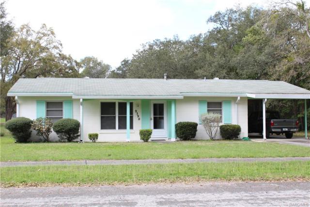 9390 N Caressa Way, Citrus Springs, FL 34434 (MLS #770526) :: Plantation Realty Inc.