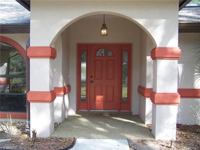 950 W Vinginis Drive, Citrus Springs, FL 34434 (MLS #770529) :: Plantation Realty Inc.
