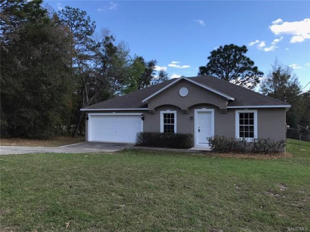 1020 W Drexel Place, Citrus Springs, FL 34434 (MLS #770555) :: Plantation Realty Inc.