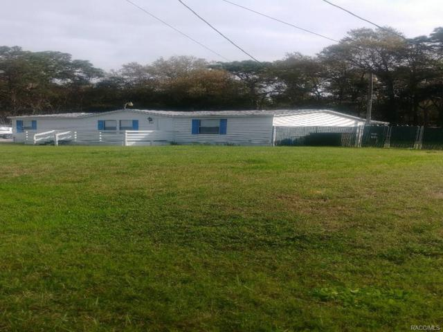1689 S Lookout Point, Homosassa, FL 34448 (MLS #770558) :: Plantation Realty Inc.