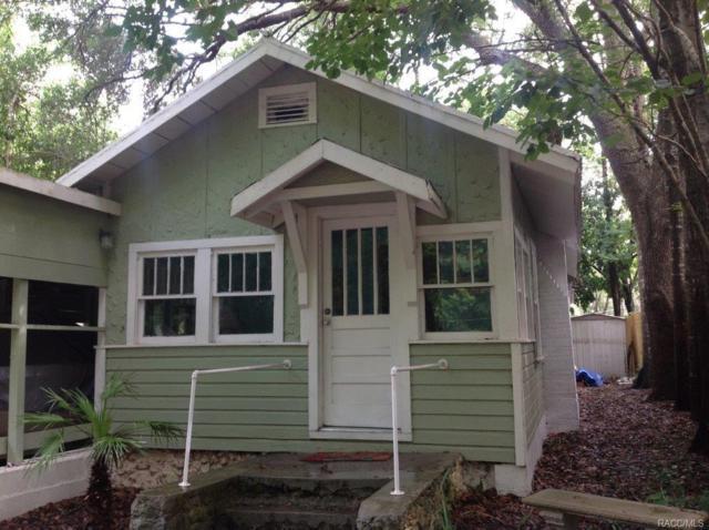 2 Alley A, Yankeetown, FL 34498 (MLS #770561) :: Plantation Realty Inc.