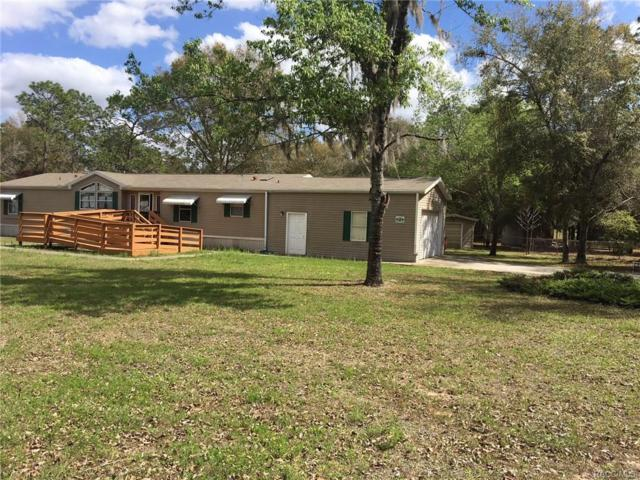 9265 S Berkshire Avenue, Inverness, FL 34452 (MLS #770566) :: Plantation Realty Inc.