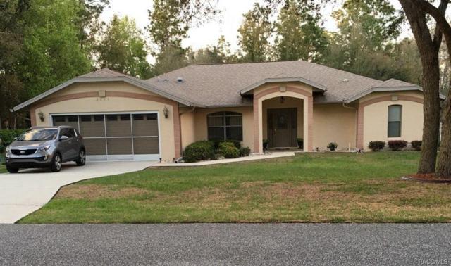 2685 E Newhaven Street, Inverness, FL 34453 (MLS #770577) :: Plantation Realty Inc.