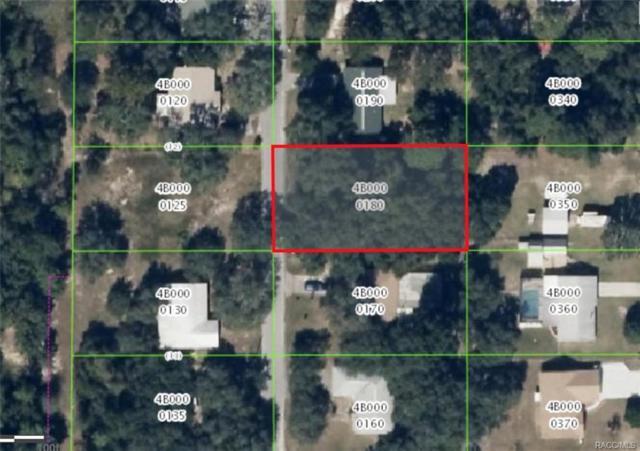 5429 S Marsha Terrace, Homosassa, FL 34446 (MLS #770579) :: Plantation Realty Inc.