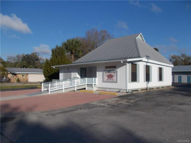 427 NE 3rd Street, Crystal River, FL 34429 (MLS #770679) :: Plantation Realty Inc.