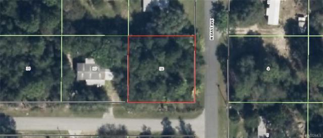 64 N East Avenue, Inverness, FL 34453 (MLS #770746) :: Plantation Realty Inc.