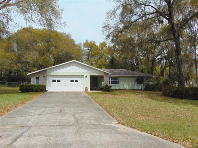 526 Poinsettia Avenue, Inverness, FL 34452 (MLS #770895) :: Plantation Realty Inc.