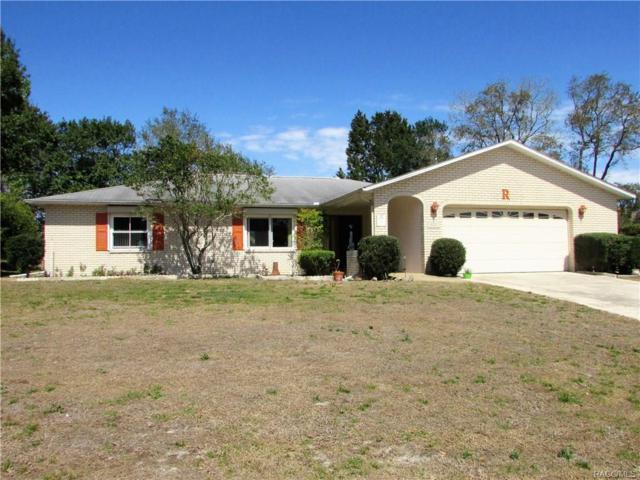 9221 Eldridge Road, Spring Hill, FL 34608 (MLS #770937) :: Plantation Realty Inc.