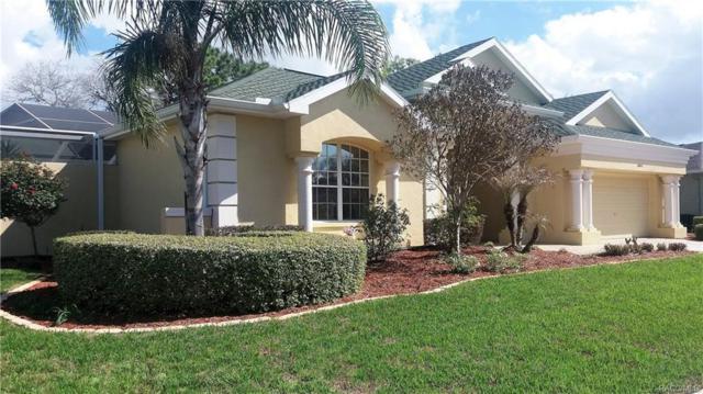 4644 Golf Club Lane, Brooksville, FL 34609 (MLS #770940) :: Plantation Realty Inc.