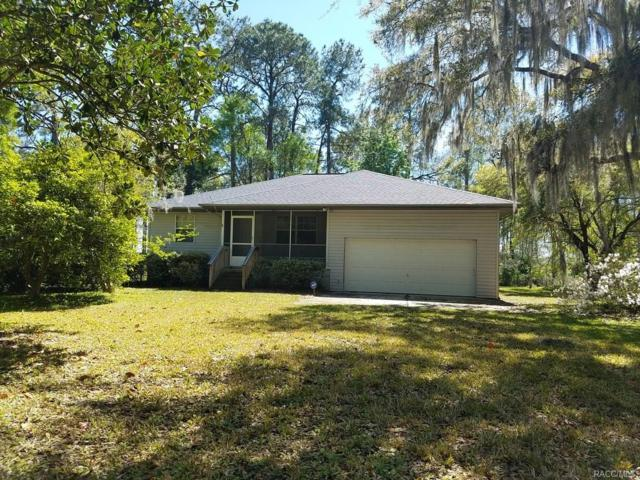 10870 SE 201st Street, Inglis, FL 34449 (MLS #771051) :: Plantation Realty Inc.