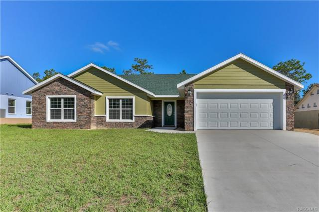 5490 Tortuga Loop, Lecanto, FL 34461 (MLS #771062) :: Plantation Realty Inc.