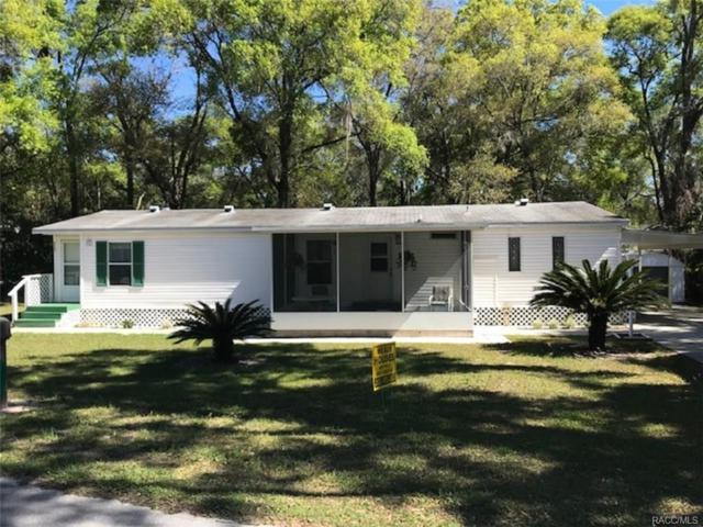 6465 N Shorewood Drive, Hernando, FL 34442 (MLS #771089) :: Plantation Realty Inc.