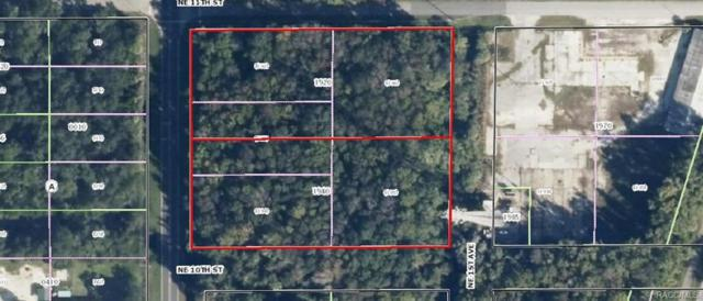 0 N Citrus Avenue, Crystal River, FL 34428 (MLS #771090) :: Plantation Realty Inc.