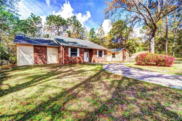 1400 N Castleland Terrace, Lecanto, FL 34461 (MLS #771097) :: Plantation Realty Inc.