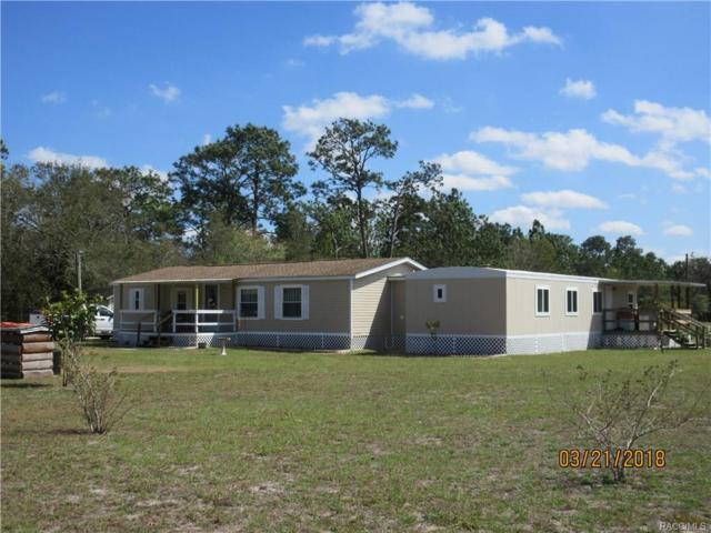 6800 W Green Acres Street, Homosassa, FL 34446 (MLS #771200) :: Plantation Realty Inc.