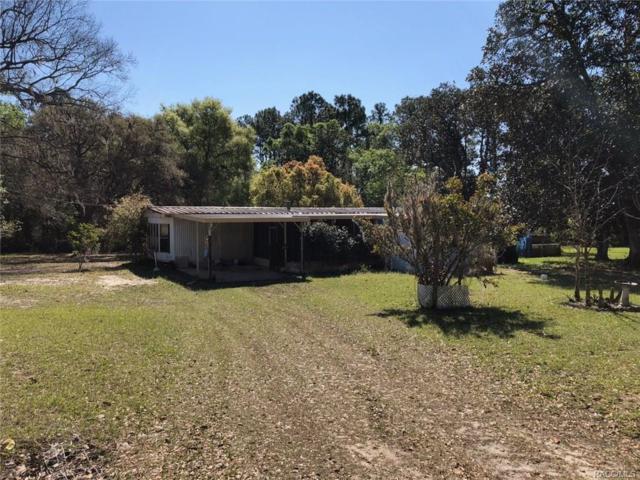 4968 E Slough Court, Hernando, FL 34442 (MLS #771254) :: Plantation Realty Inc.