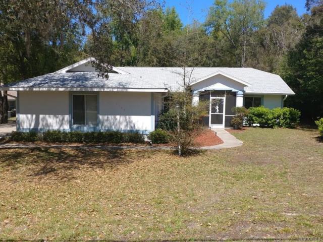 1139 E Mckinley Street, Hernando, FL 34442 (MLS #771265) :: Plantation Realty Inc.