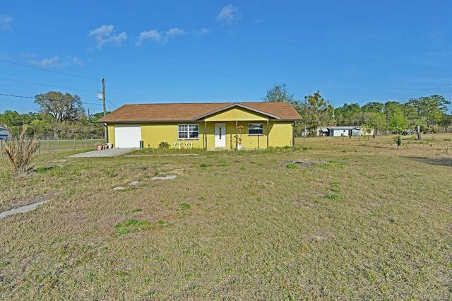 7250 S Lecanto Highway, Lecanto, FL 34461 (MLS #771334) :: Plantation Realty Inc.