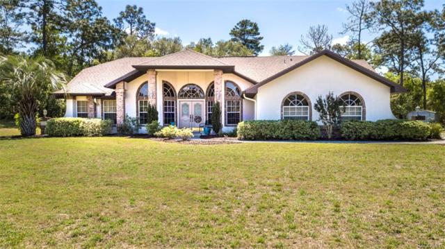 5807 N Bridle Terrace, Beverly Hills, FL 34465 (MLS #771436) :: Plantation Realty Inc.