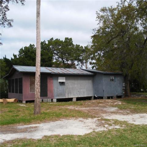 2244 S Waterman Drive, Crystal River, FL 34429 (MLS #771700) :: Plantation Realty Inc.