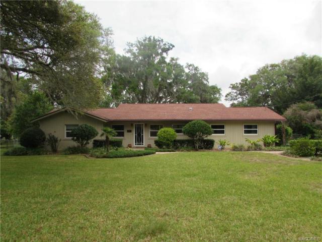 3581 W Cypress Drive, Dunnellon, FL 34433 (MLS #771776) :: Plantation Realty Inc.