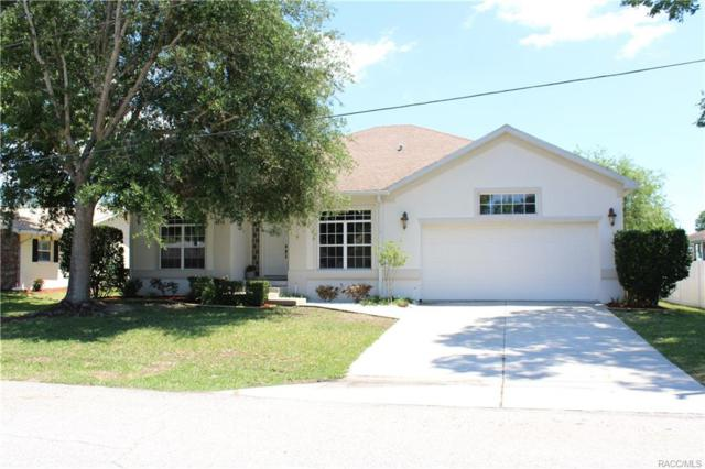 1027 SE 4th Avenue, Crystal River, FL 34429 (MLS #771835) :: Plantation Realty Inc.