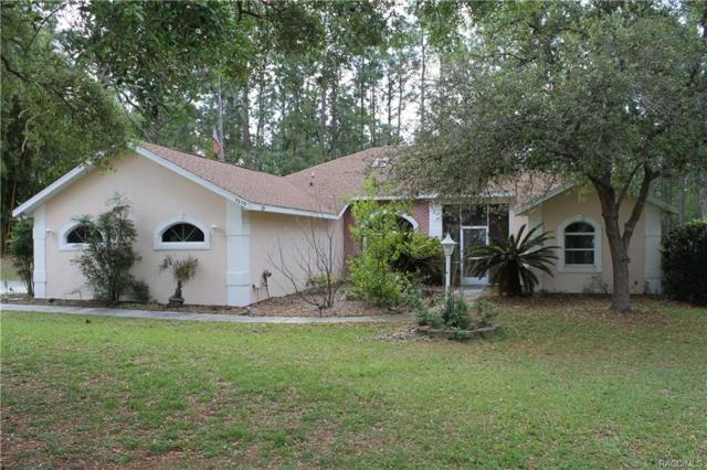 5675 N Mock Orange Drive, Beverly Hills, FL 34465 (MLS #771842) :: Plantation Realty Inc.