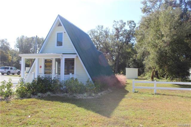 2950 W Gulf To Lake Highway, Lecanto, FL 34461 (MLS #771956) :: Plantation Realty Inc.