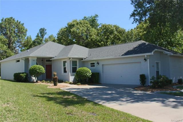 26 Byrsonima Court S, Homosassa, FL 34446 (MLS #771960) :: Plantation Realty Inc.